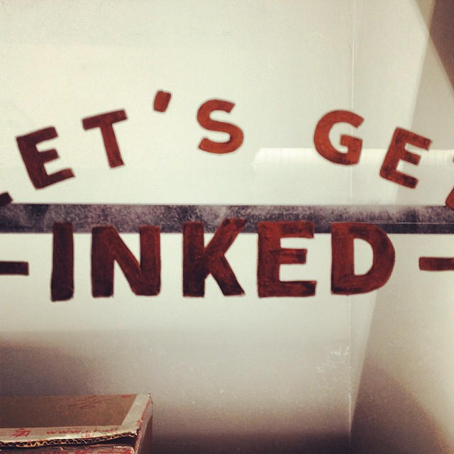 get inked by NGS London