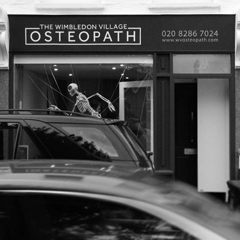 osteopath bw