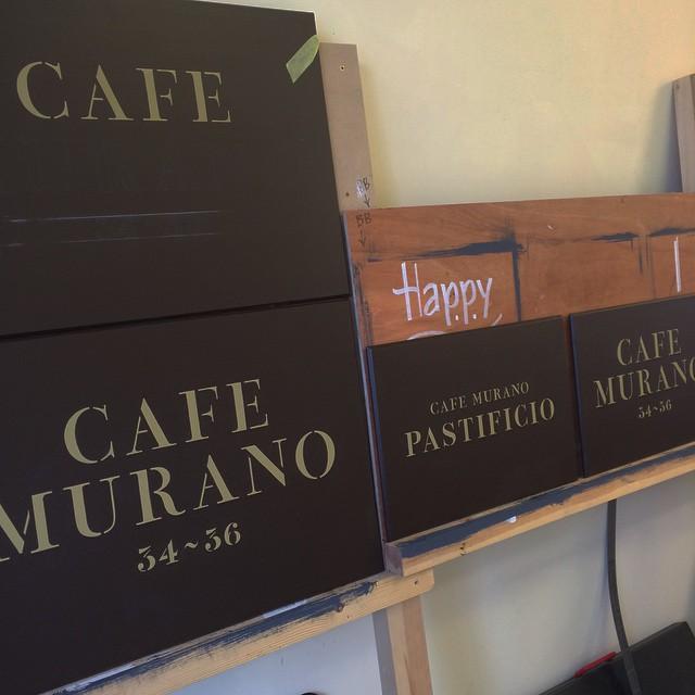 Cafe Murano Shamfered edges