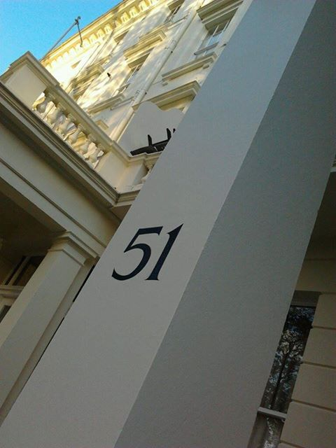 Chelsea house number