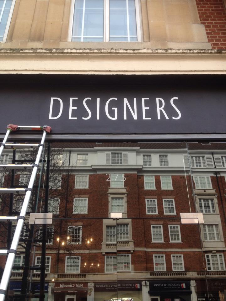DESIGNERS Kensington fin