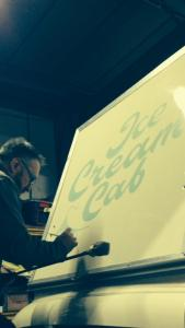 The Ice Cream Cab - Nick Garrett signwriter 002