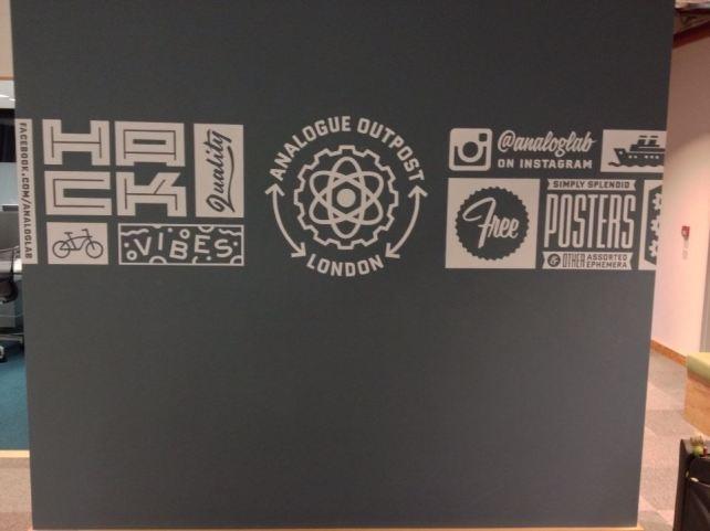 wall decorative fonts ngs london signman 4