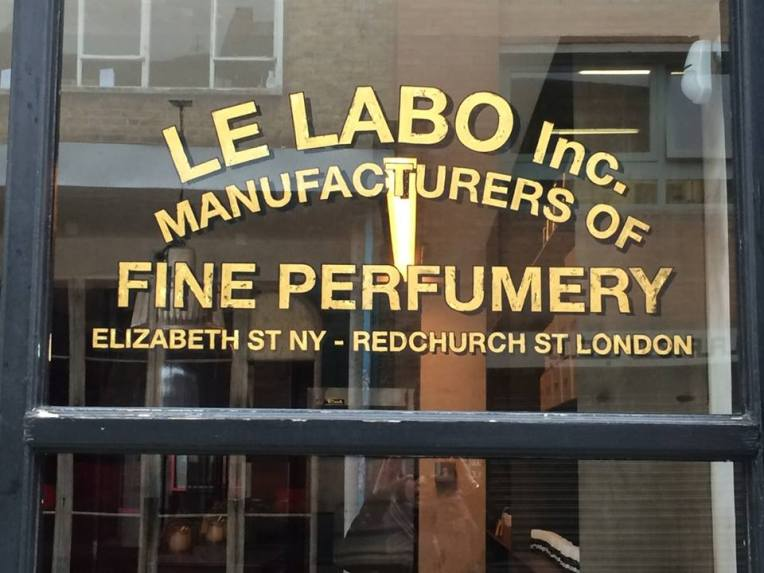 Le Labo Distressed gold