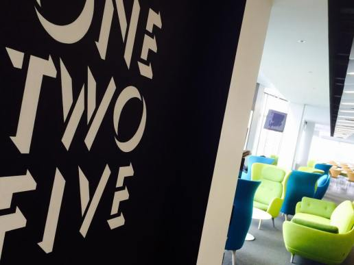 One Two Five - Nick Garrett Signwriter NGS London